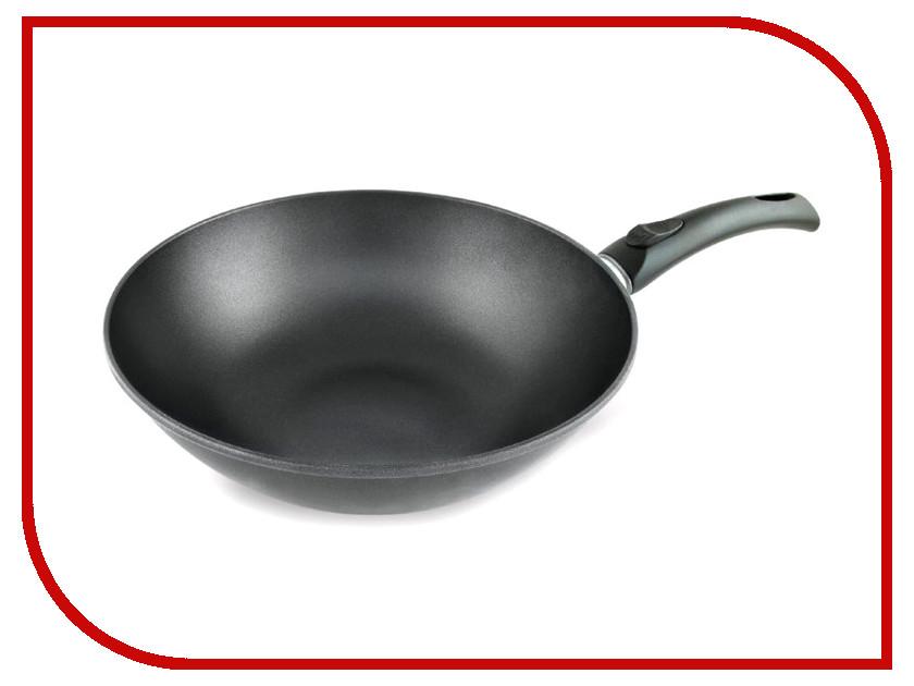 Сковорода НЕВА МЕТАЛЛ ПОСУДА Титан 3126W 26 см сковорода нева металл посуда титан бордо 22 см