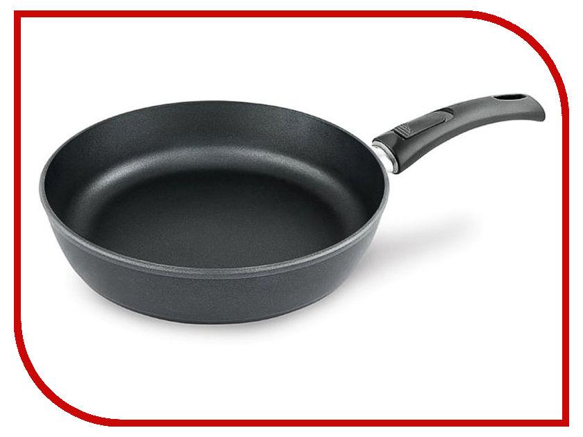 Сковорода Нева-металл Универсальная 26cm 12026 сковорода со съемной ручкой d 26 см нева металл универсальная 12026