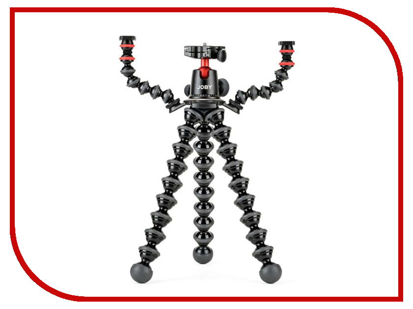 Фото - Штатив Joby GorillaPod Rig Black-Grey JB01522-BWW debo camera photography cage rig black blue