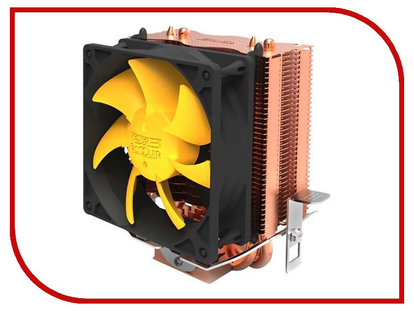 Кулер PCcooler S83 (Intel S775/115X/AM2/AM3/AM4/FM1/FM2) thermalright le grand macho rt computer coolers amd intel cpu heatsink radiatorlga 775 2011 1366 am3 am4 fm2 fm1 coolers fan