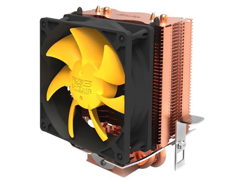 Кулер PCcooler S83 (Intel S775/115X/AM2/AM3/AM4/FM1/FM2)