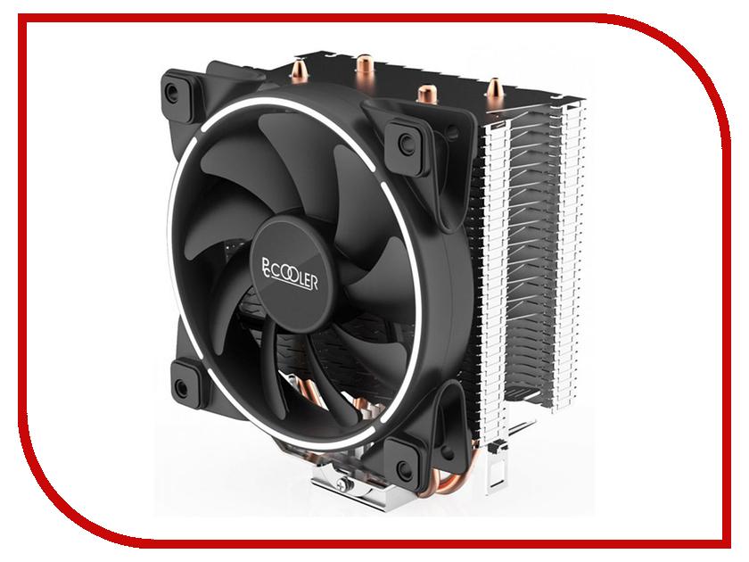 все цены на Кулер PCcooler GI-X2 (Intel S775/115X/AM2/AM3/AM4)