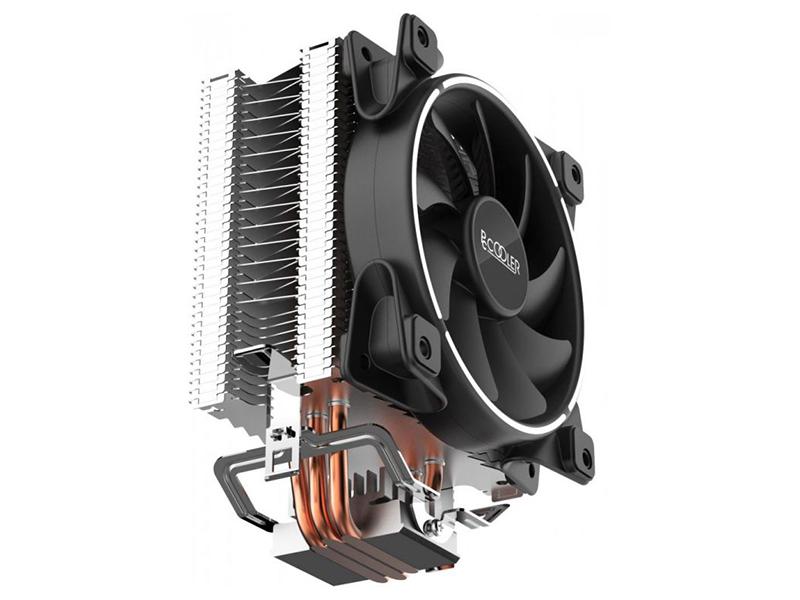 Кулер PCcooler GI-X3 (Intel S775/115X/AM2/AM3/AM4)