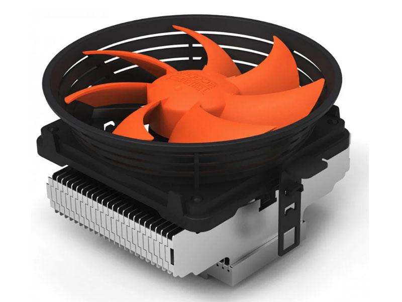 Кулер PCcooler Q100 (Intel S775/115X/AM2/AM3/AM4/FM1/FM2)