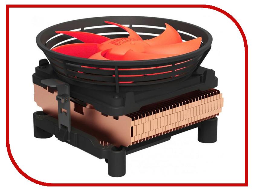 Кулер PCcooler Q100M (Intel S775/115X/AM2/AM3/AM4/FM1/FM2) thermalright le grand macho rt computer coolers amd intel cpu heatsink radiatorlga 775 2011 1366 am3 am4 fm2 fm1 coolers fan
