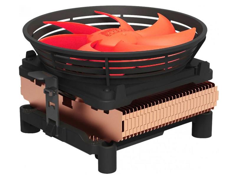 Кулер PCcooler Q100M (Intel S775/115X/AM2/AM3/AM4/FM1/FM2)