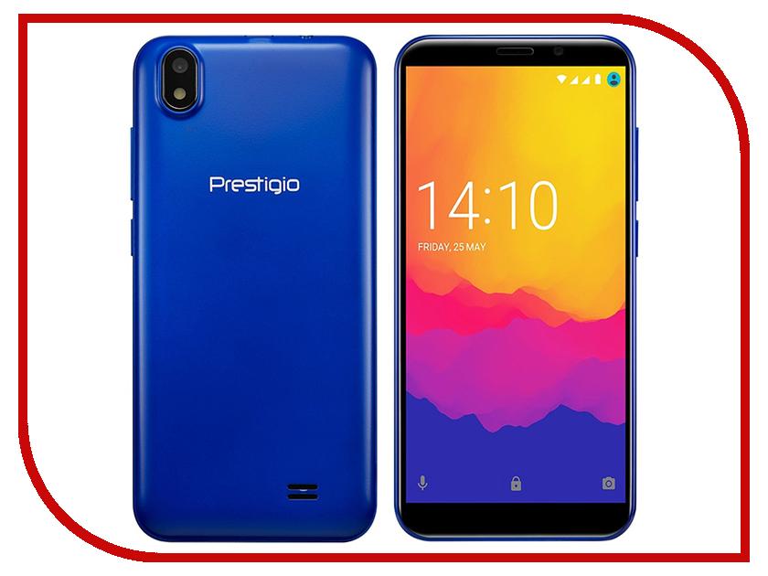все цены на Сотовый телефон Prestigio Wize Q3 Blue PSP3471DUOBLUE