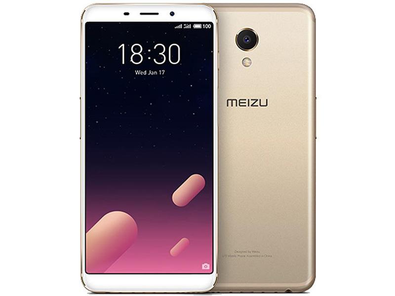 Сотовый телефон Meizu M6S 32Gb Gold сотовый телефон meizu 15 lite 32gb gold