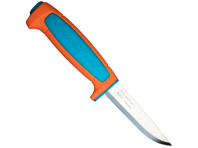Нож Morakniv Basic 546 Orange - длина лезвия 91мм basic