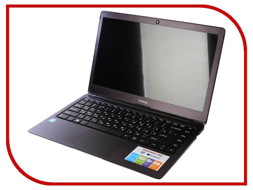 Ноутбук Prestigio SmartBook 133S Black PSB133S01CFH_BK_CIS (Intel Celeron N3350 1.1 GHz/4096Mb/32Gb/No ODD/Intel HD Graphics/Wi-Fi/Bluetooth/Cam/13.3/1920x1080/Windows 10 64-bit) smartbook 133s