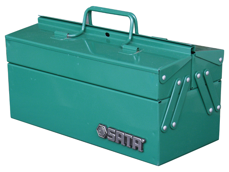 Ящик для инструментов Sata 95116 набор инструментов sata 53пр для электротехнических работ 09535