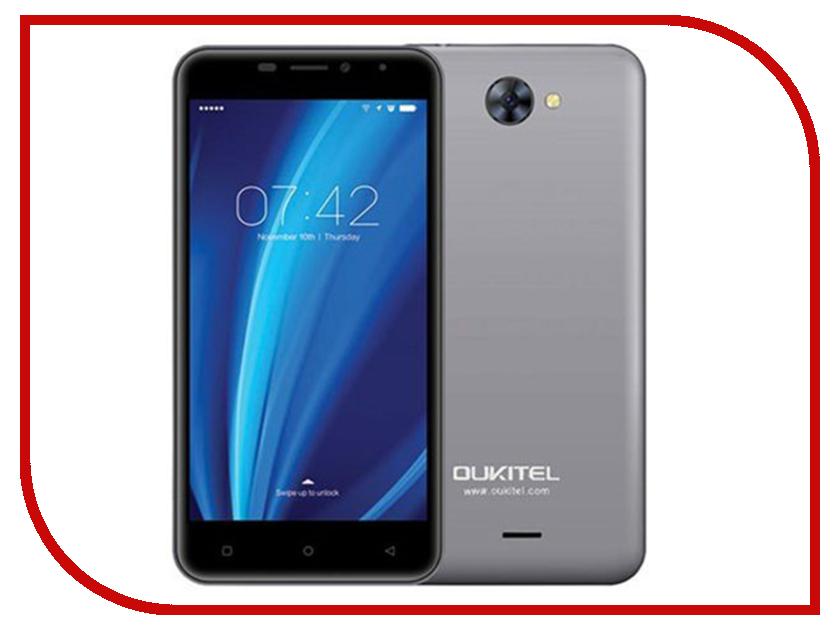 Сотовый телефон Oukitel C9 Grey сотовый телефон oukitel c9 red