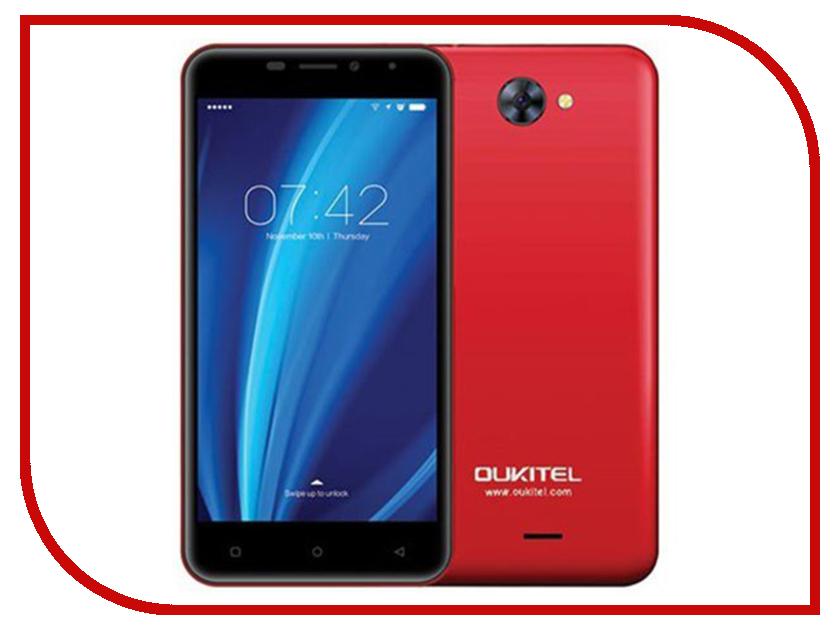 Сотовый телефон Oukitel C9 Red сотовый