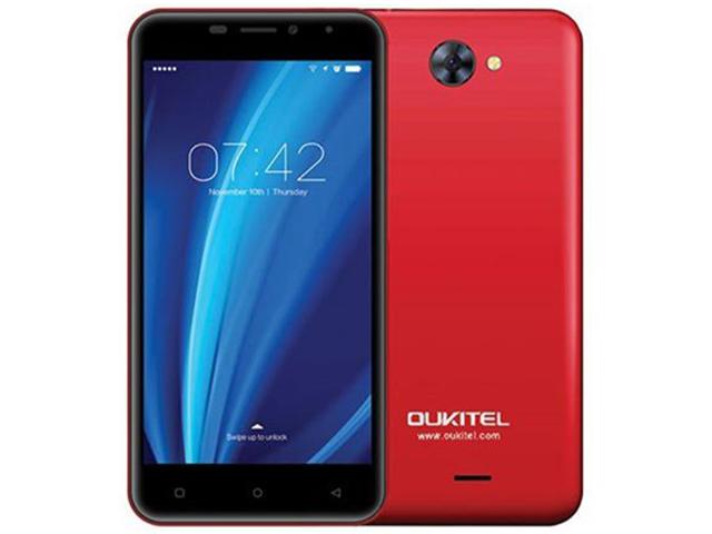 Сотовый телефон Oukitel C9 Red