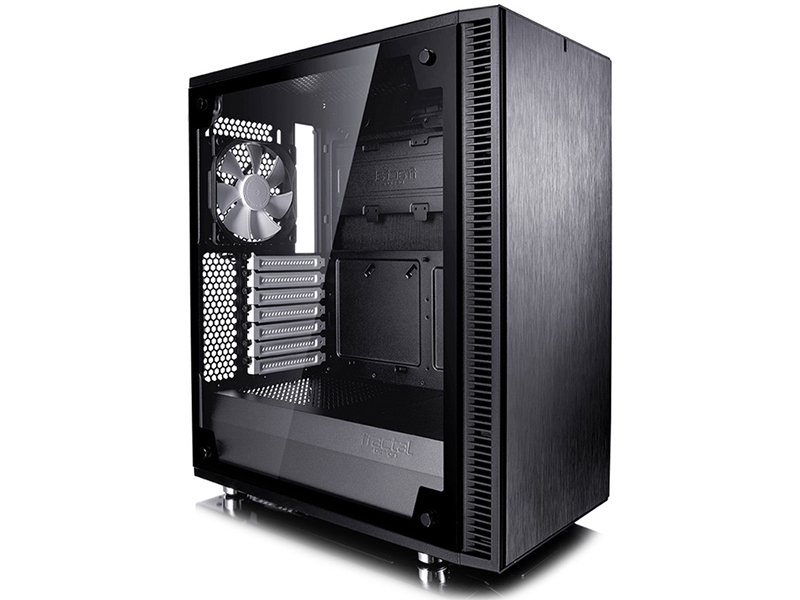 Корпус Fractal Design Define C TG Black