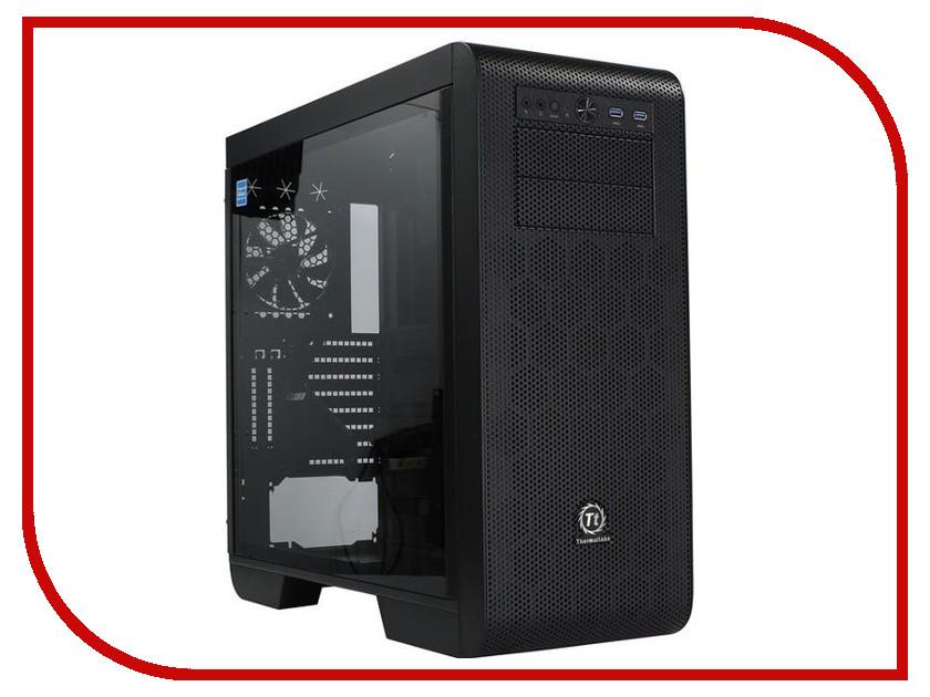 Корпус Thermaltake Core V51 TG CA-1C6-00M1WN-03 Black цена
