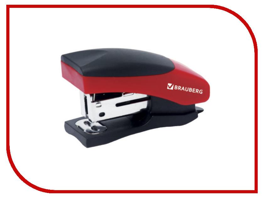 Степлер + антистеплер Brauberg Getze №24/6 15л Black-Red 226861 110db loud security alarm siren horn speaker buzzer black red dc 6 16v