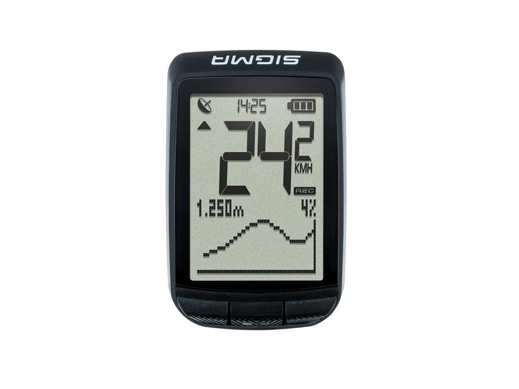 Велокомпьютер Sigma Sport Pure GPS ALTI SIG_03200