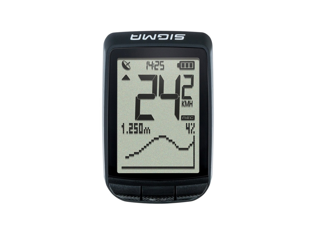 Велокомпьютер Sigma Sport Pure GPS ALTI SIG_03200 все цены