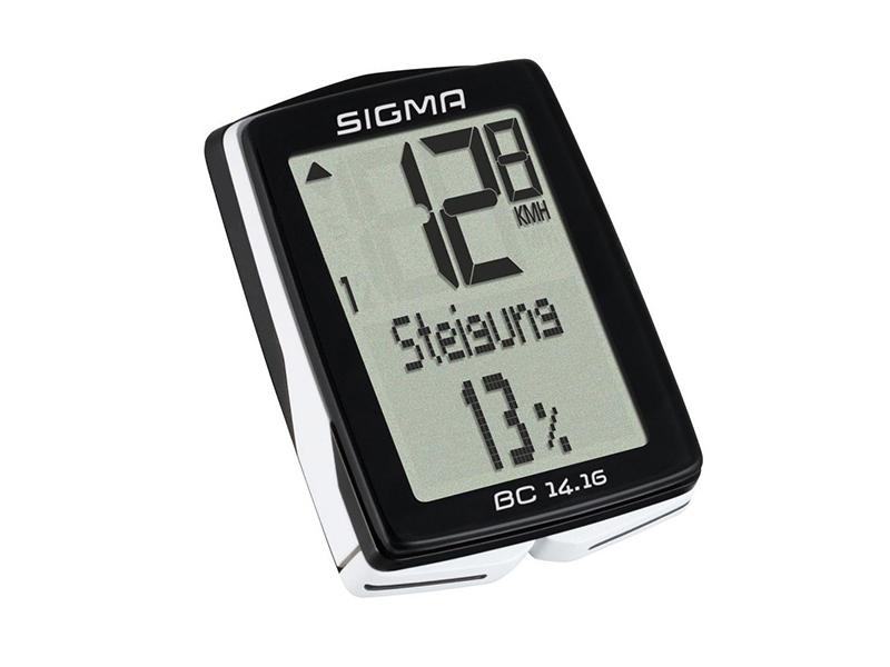 Велокомпьютер Sigma Sport BC 14.16 Topline SIG_01416 цена