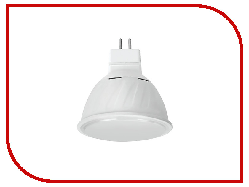 Лампочка Ecola MR16 LED Premium GU5.3 10.0W 220V 6000K матовое стекло M2UD10ELC