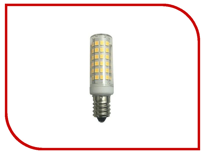 Лампочка Ecola T25 LED Micro E14 10.0W 2700K B4TW10ELC
