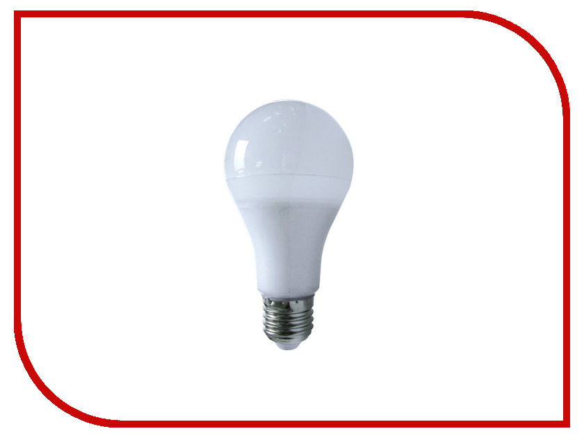 Лампочка Ecola Classic LED Premium E27 14.0W A65 220-240V 6500K K7SD14ELB 6w 6 led 6500k 540 lumen white led ceiling lamp down light 85 240v