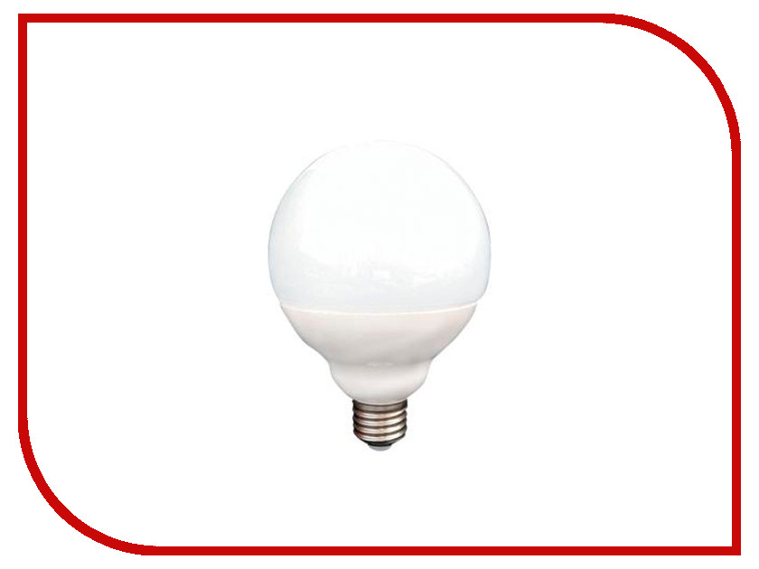 Лампочка Ecola Globe LED Premium 15.5W G95 220V E27 2700K шар K7LW15ELC лампочка ecola candle led premium 8 0w 220v e14 2700k прозрачная свеча с линзой c4qw80elc