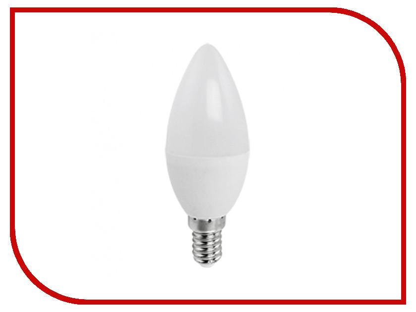 Лампочка Ecola Candle LED Premium E14 8.0W 220V 2700K свеча C4MW80ELC jrled dimmable e14 3w 210lm 6300k 3 led white light candle lamp bulb white golden 220v