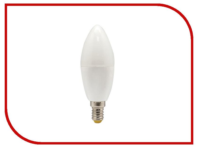 Лампочка Ecola Candle LED Premium 7.0W 220V E14 2700K свеча C4RW70ELC лампочка ecola candle led premium 8 0w 220v e14 2700k прозрачная свеча с линзой c4qw80elc