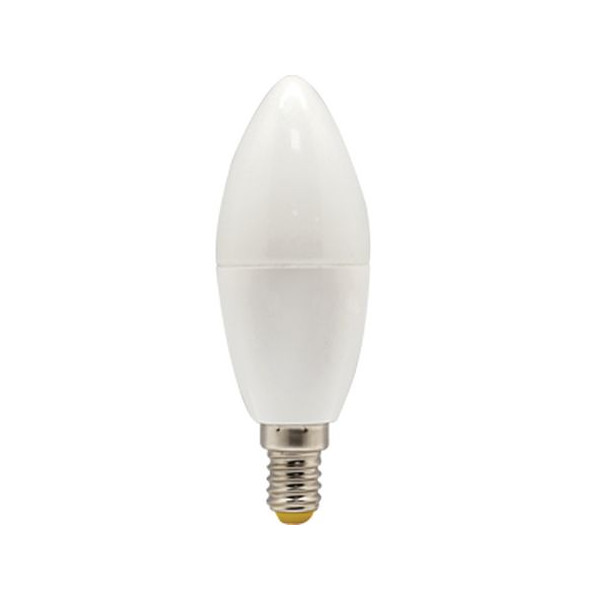 Лампочка Ecola Candle LED Premium E14 7.0W 220V 2700K свеча C4RW70ELC лампочка экономка свеча e14 5w 160 260v 450lm 2700k ecoledfl5wcne1427