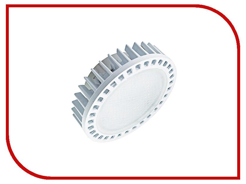 Лампочка Ecola GX53 LED Premium 15.0W Tablet 220V 4200K матовое стекло T5FV15ELC ecola ecola gx53 led 8003a светильник накладной ip65 прозрачный цилиндр металл 1 gx53 белый матовый 114x1
