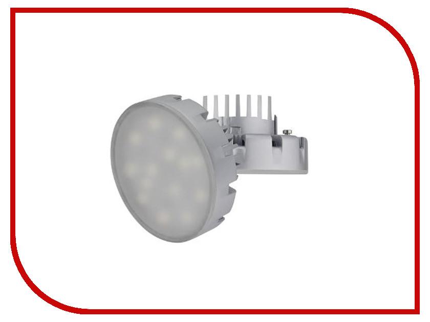 Лампочка Ecola GX53 LED Premium 14.5W Tablet 220V 6400K с радиатором T5LD14ELC ecola ecola gx53 led 8003a светильник накладной ip65 прозрачный цилиндр металл 1 gx53 белый матовый 114x1