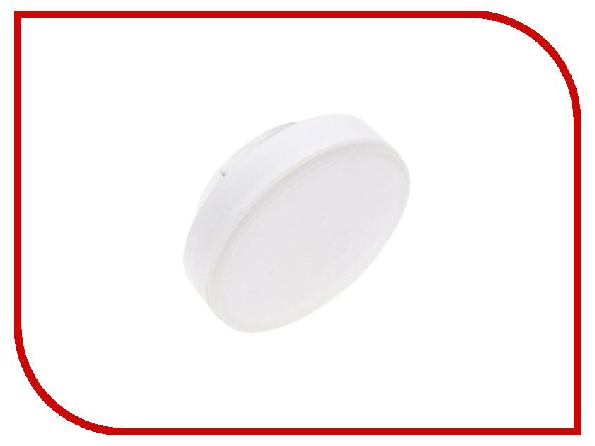 Лампочка Ecola Light GX53 LED 11.5W 220V 4200K матовое стекло T5PV11ELC ecola ecola gx53 led 8003a светильник накладной ip65 прозрачный цилиндр металл 1 gx53 белый матовый 114x1