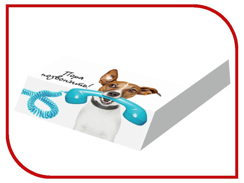 Стикеры Фолиант Телефон 110x90mm 300 листов БКД-300С/37 телефон