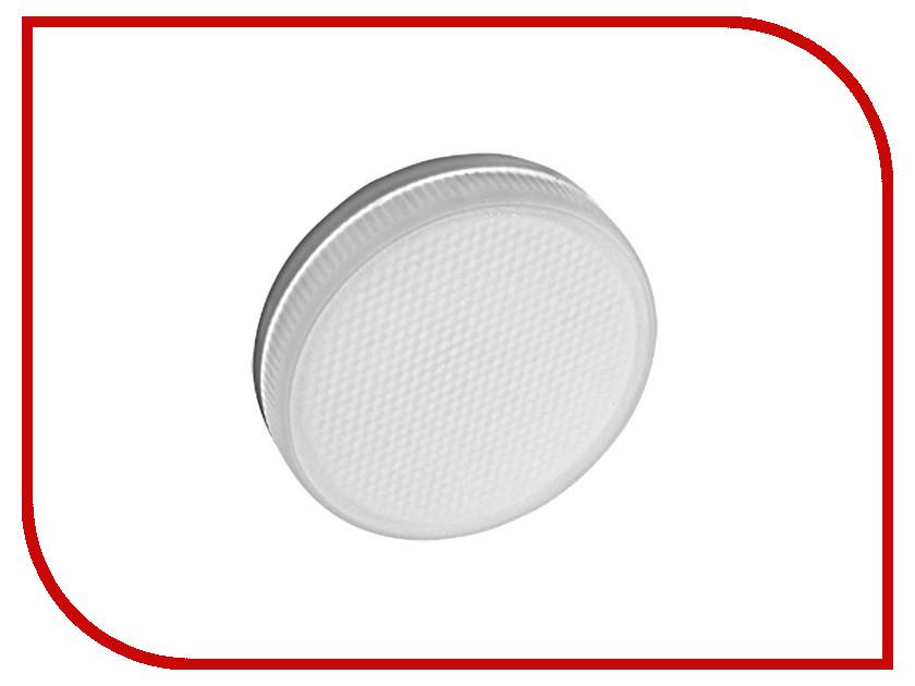 Лампочка Ecola Light GX53 LED 6.0W 220V 2800K матовое стекло T5MW60ELC modern 2w 180lm 2800k 2 led up