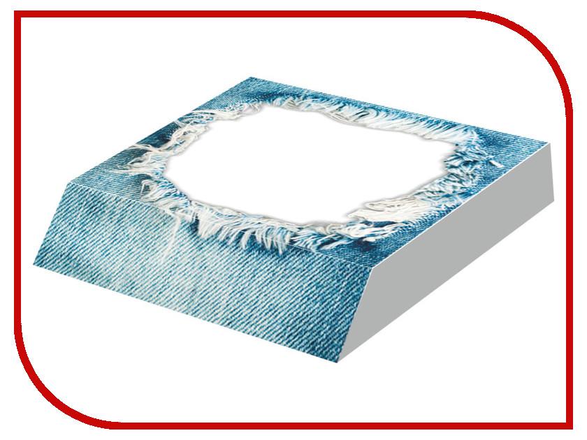 Стикеры Фолиант Старые джинсы 110x90mm 300 листов БКД-300С/45 джинсы