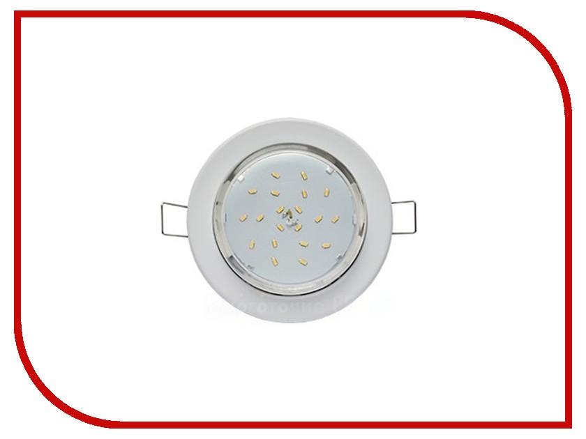 Светильник Ecola Light GX53-H6 White TW5325ECB цены