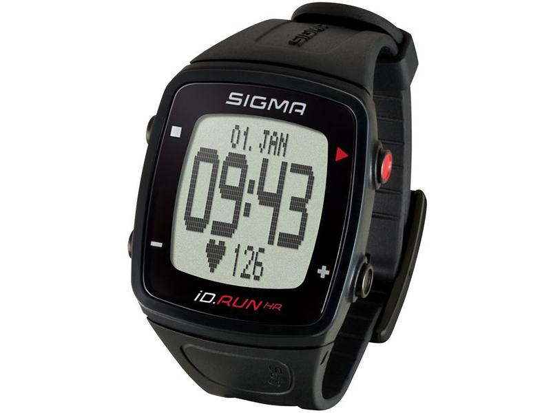 Пульсометр Sigma Sport iD.RUN Black SIG_24800