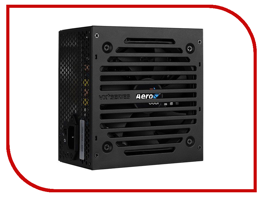 Блок питания AeroCool VX Plus 400W цена и фото