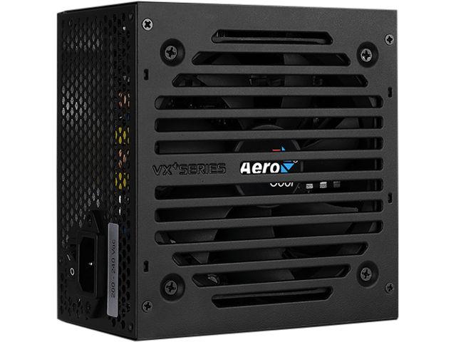 Блок питания AeroCool ATX VX-600 Plus 600W