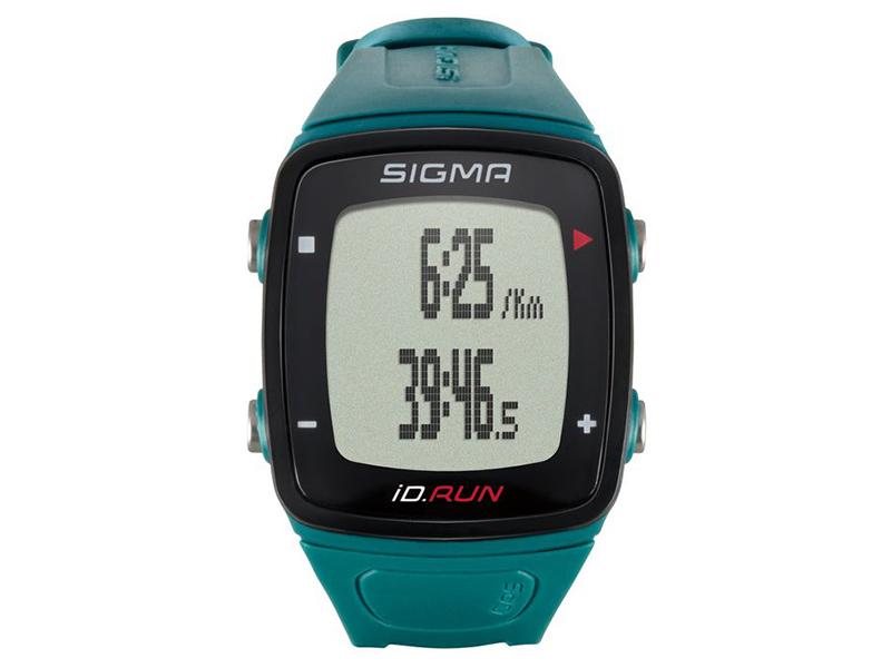 Пульсометр Sigma Sport iD.RUN Pine Green SIG_24820