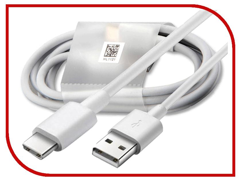 Аксессуар Huawei USB 2.0 - Type-C AP51 1m White 40741263 xiaomi usb 3 1 type c to hdmi converter adapter white
