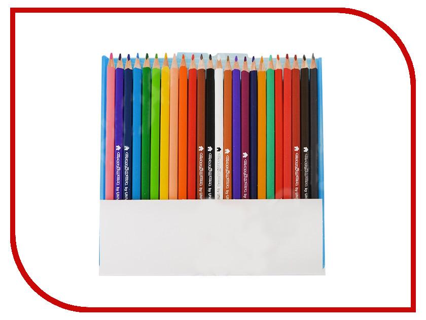 Карандаши Carioca 24 цвета 42516 / 262585 карандаши джунгли 24 цвета tz 4028
