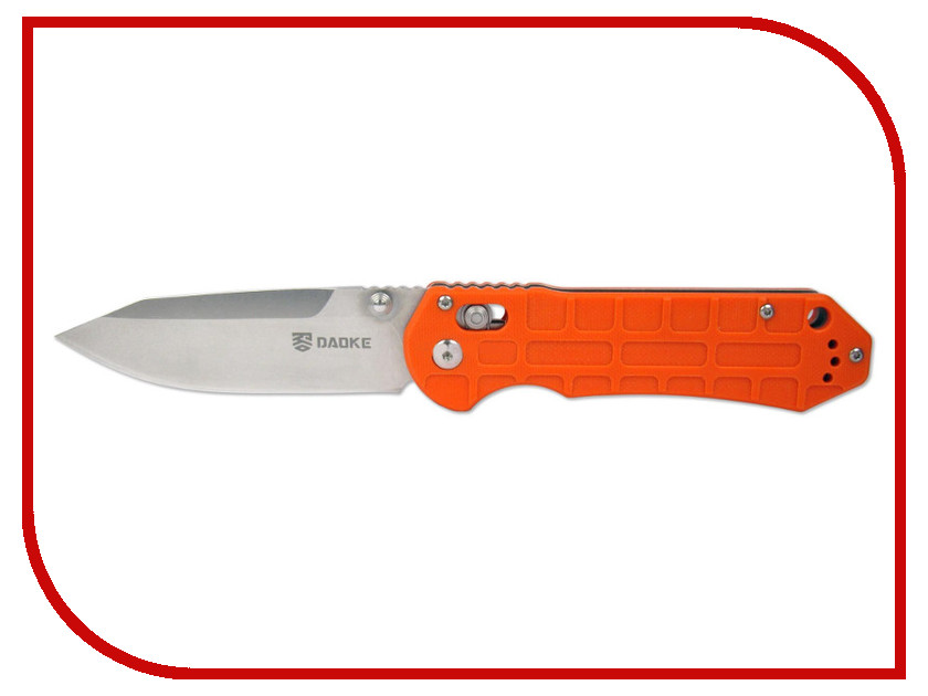 Нож Ножемир D614o Orange - длина лезвия 83mm цена