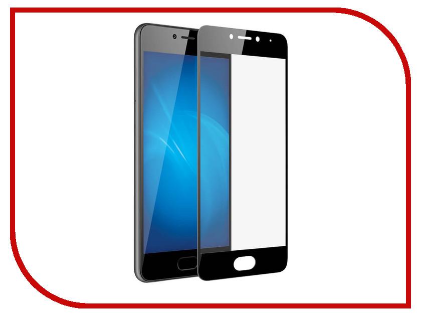 Аксессуар Защитное стекло для Meizu M5c Pero 2.5D Black PRMG-MM5CB аксессуар защитное стекло meizu m5 pero 2 5d black