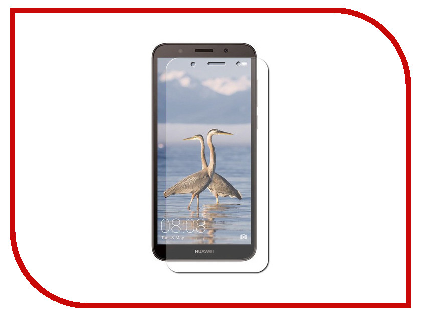 Аксессуар Защитное стекло для Huawei Y5 2018 Pero PRSG-HY518 защитное стекло caseguru для huawei y5