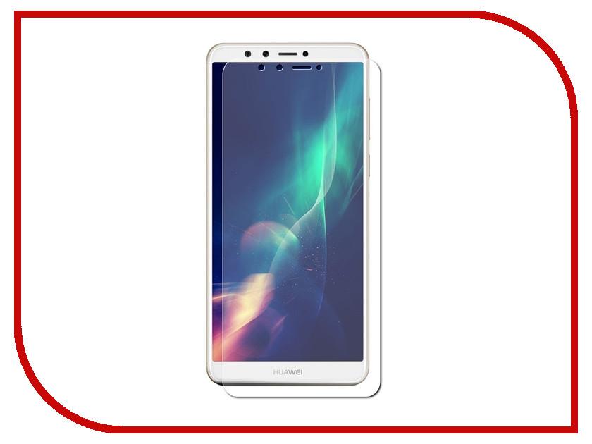 Аксессуар Защитное стекло для Huawei Y9 2018 Pero PRSG-HY918 аксессуар защитное стекло meizu pro 7 pero prsg pro7