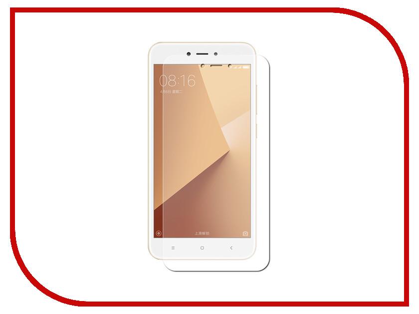Аксессуар Защитное стекло для Xiaomi Redmi Note 5A Pero PRSG-RN5A аксессуар защитное стекло xiaomi redmi 5a onext 41663