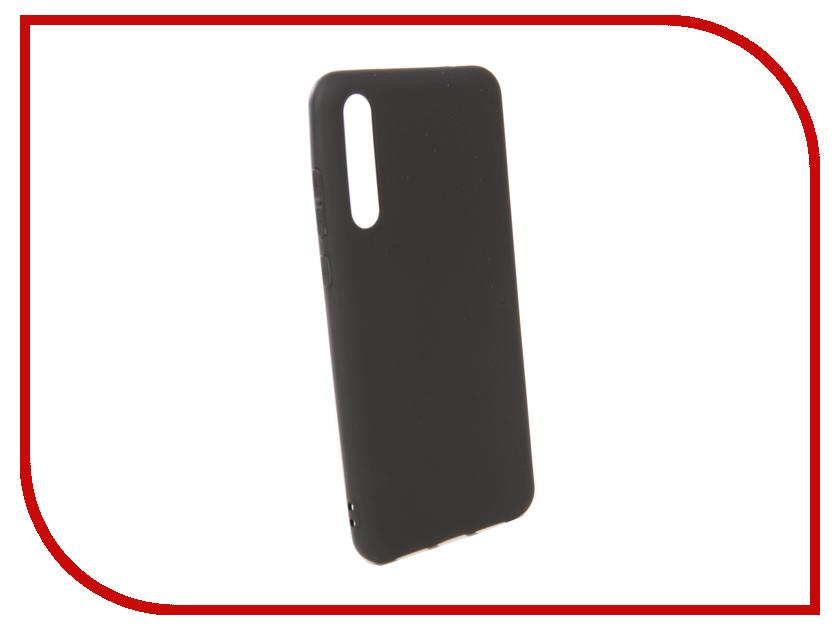 Аксессуар Чехол для Huawei P20 Pro Pero Soft Touch Black PRSTC-P20PB кейс для назначение huawei p20 pro p20 бумажник для карт мешочек однотонный мягкий настоящая кожа для huawei p20 lite huawei p20 pro